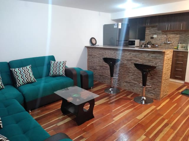 Comfortable & Quiet Apartment in Residential Zone