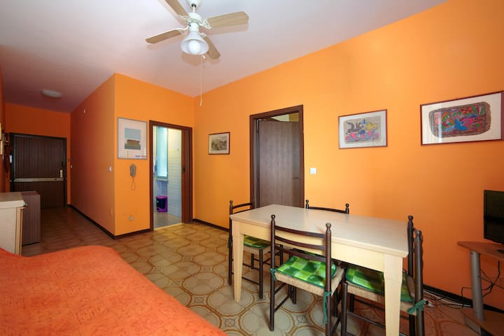 appartamento centrale e panoramico a Riccione - Riccione
