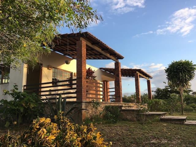 LUXURY CABAÑA - Uman - Nature lodge