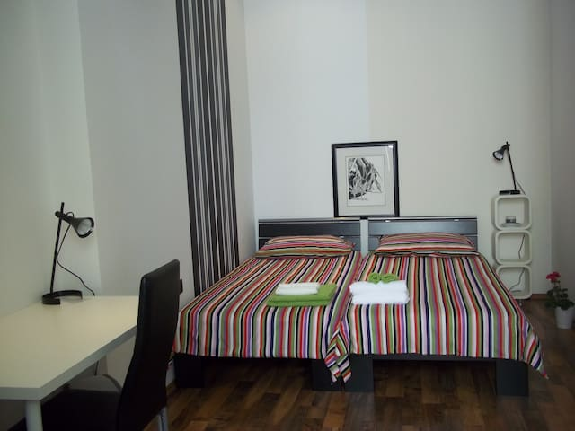 Double room in Rijeka center