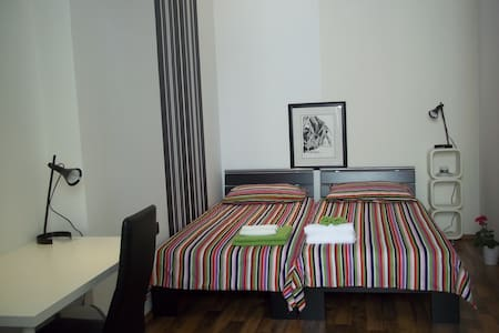 Double room in Rijeka city center - รีเยกา
