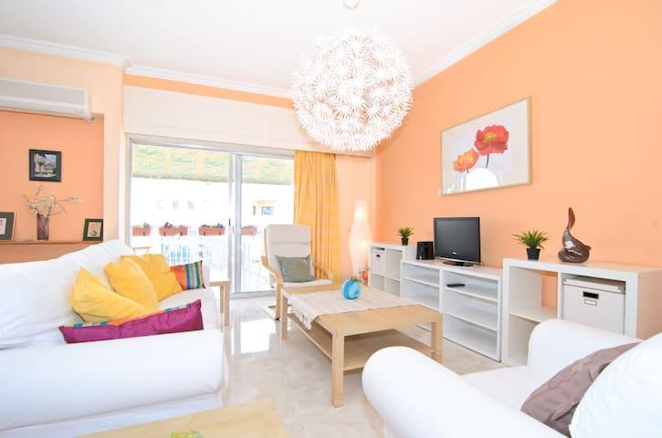 Homey + comfy, WIFI. Near Hilton - Nicosia - Appartement