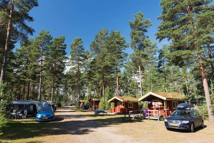 Gelegen in de mooie omgeving van Värmland (Råda)