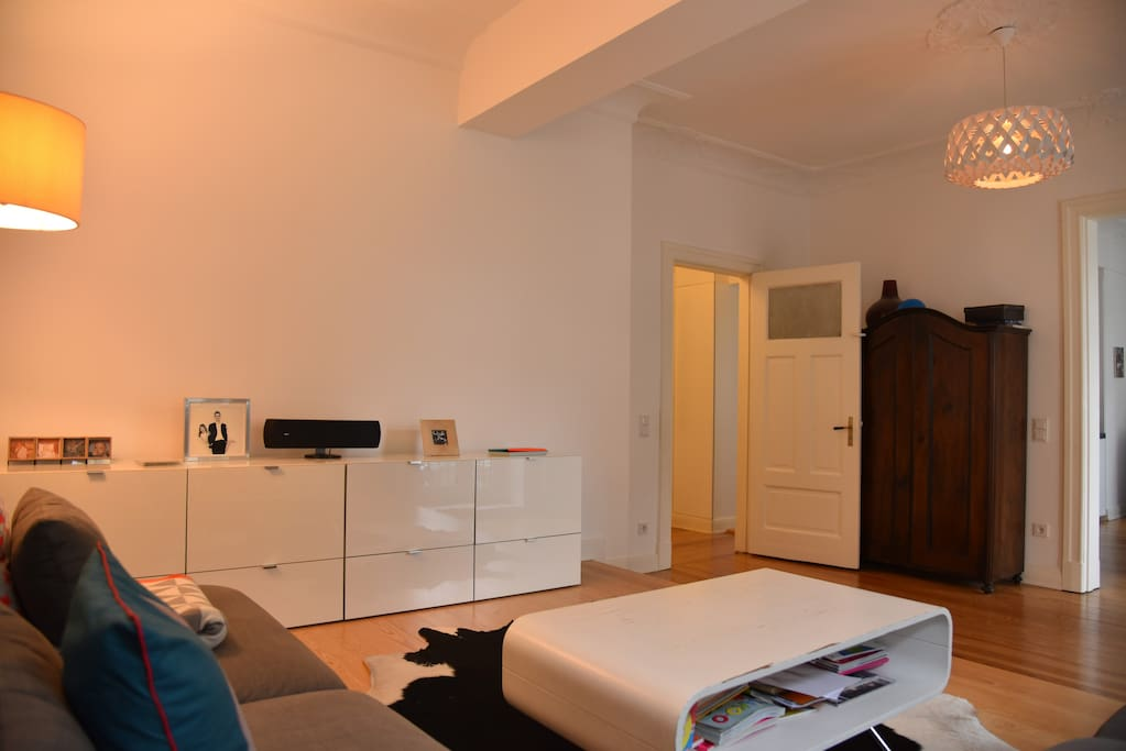 Wohnbereich // Living room