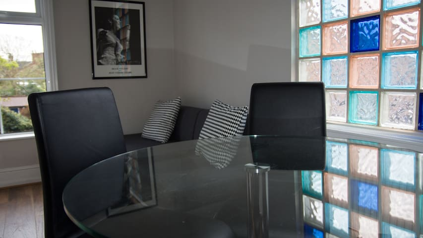 One-bedroom apartment in central Leamington Spa - Royal Leamington Spa - Appartement