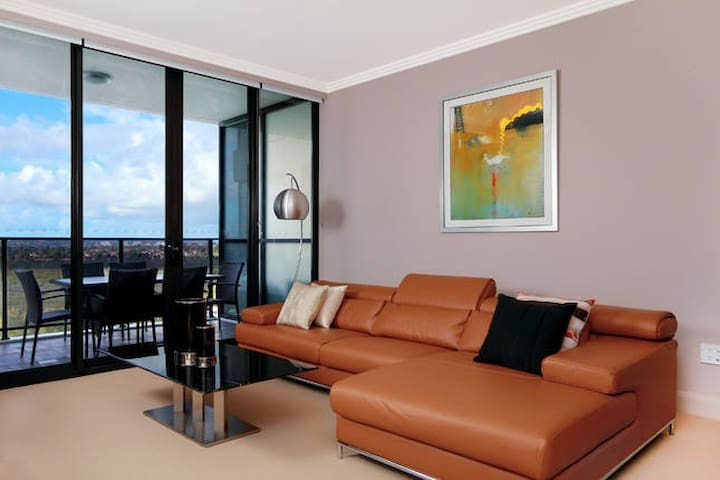 2 Bedrooms on Level 9 Australia Towers - CityView - Sydney Olympic Park - Appartement