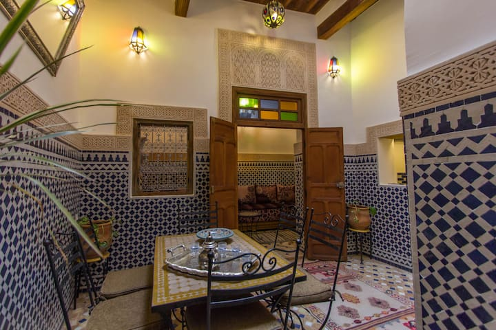 Dar Bhija, Typical Cozy Guest House, Private room