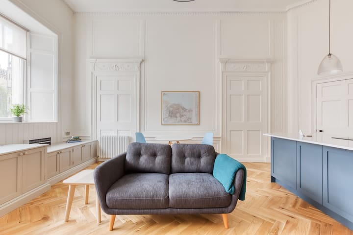 York Place luxury apartment