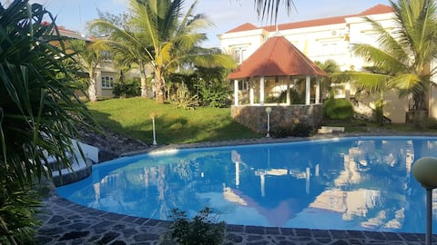 House with 3 bedrooms in Palmar, with wonderful sea view, shared pool, terrace