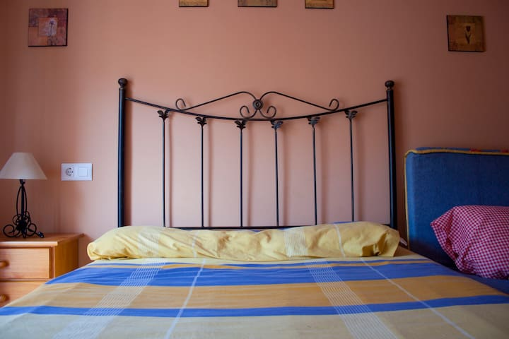 Coqueto apartamento en plena sierra de Grazalema - Benamahoma - Pis