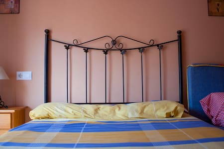 Coqueto apartamento en plena sierra de Grazalema - Benamahoma - Wohnung