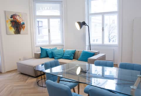 Generous apartment in the heart of Vienna