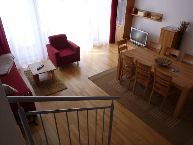 Apartment directly on the ski slope - Hermagor-Pressegger See - Apartament