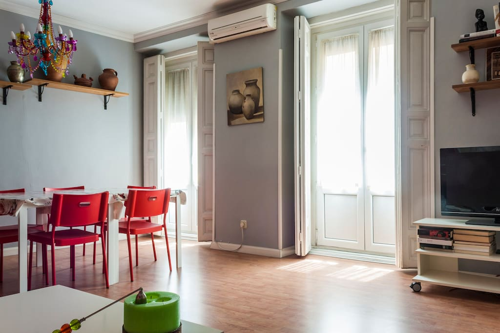 Apartment in Madrid de los Austrias