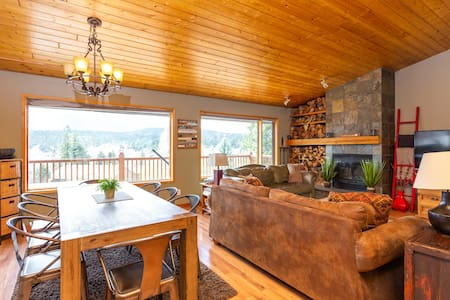 Lake View Cabin on Desirable Ft Point!!