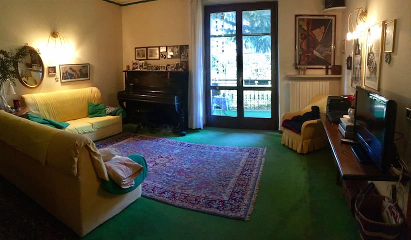 Lovely private room - Caprino Veronese - Appartement
