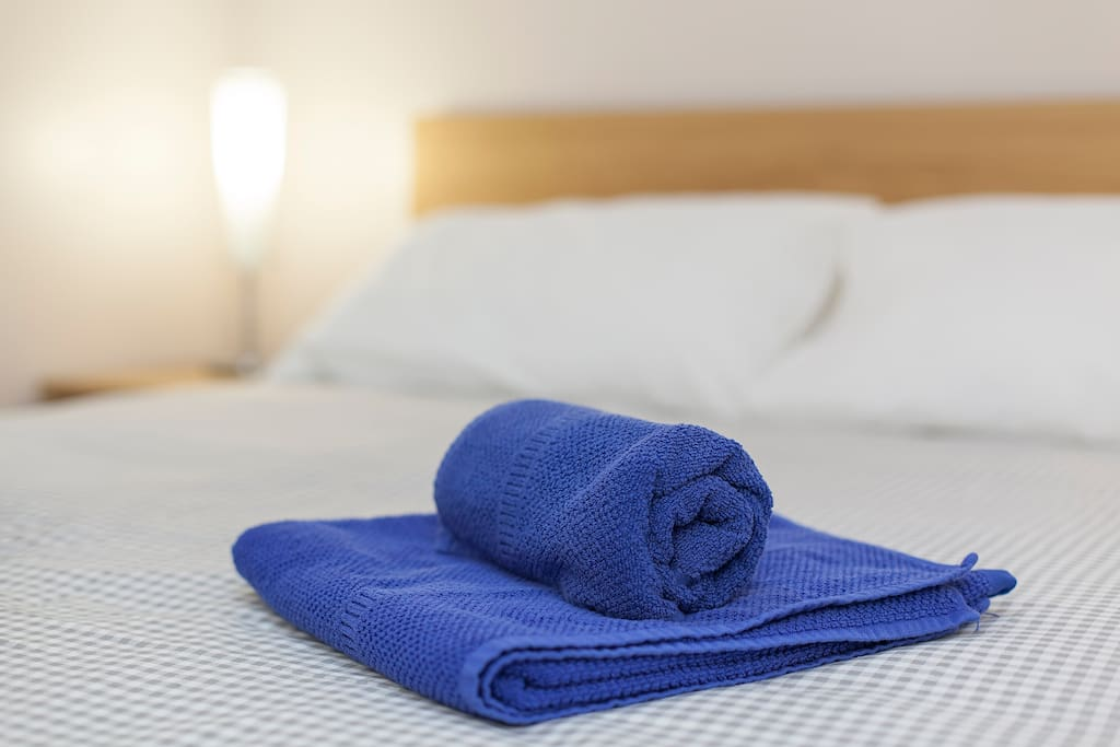 Vous pouvez bien dormir avec un tres bon sommeil pendant votre sejour.