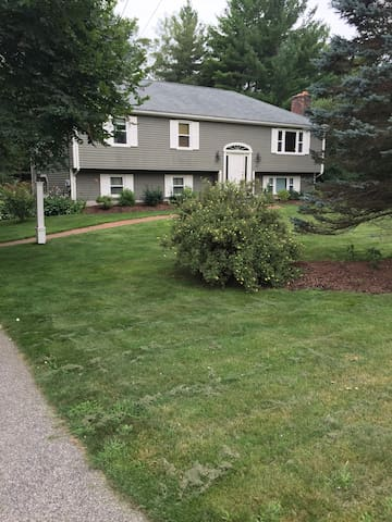Home near Gillette Stadium/Patriot Place and More