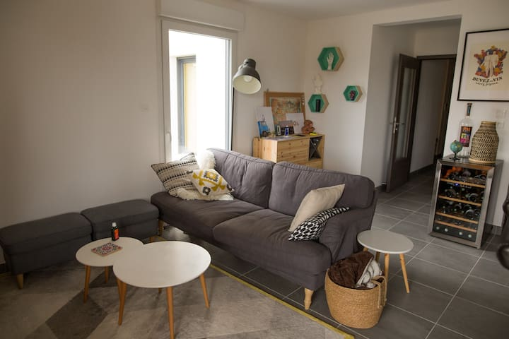 New apartment EUROAIRPORT Basel
