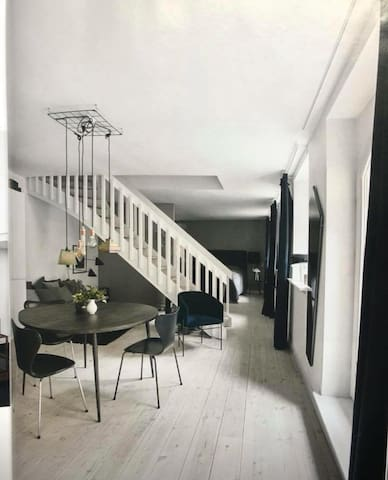 Two story design home in the ❤️ cph