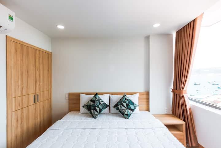 AQUA SEAVIEW HOTEL - DELUXE ROOM WITH BALCONY 01
