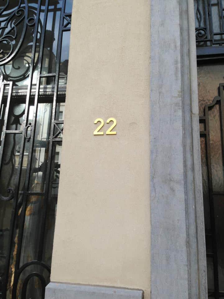 Number22Antwerp, Cosy & Trendy Flat