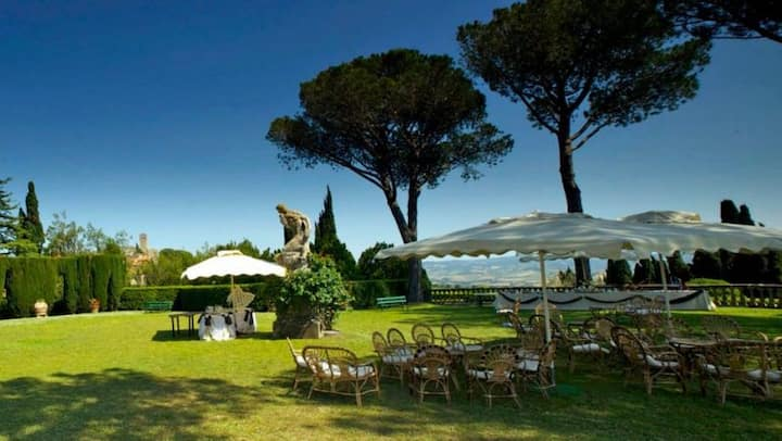 APARTMENTS in villa & pool + WEDDINGS