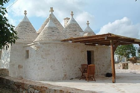 Trullo Fico - Cisternino