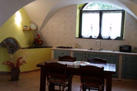 AGRITURISMO IL POGGIO: appartamento GIALLO - Vasia - 公寓