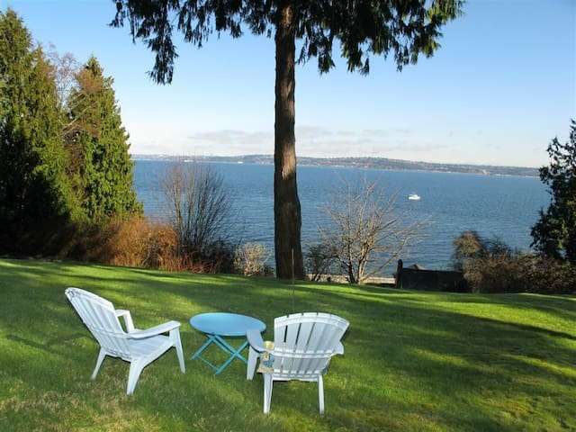 Blue Bay Escape Guest House - Vashon - Apartament