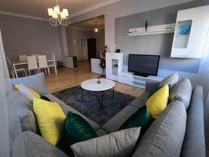 Appartement moderne et spacieux plein cœur de Fès