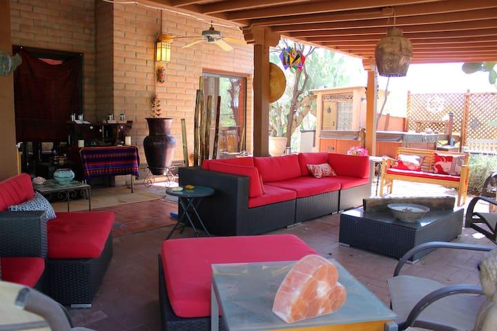 Maria's Hacienda & Yoga Shala - Tucson - House