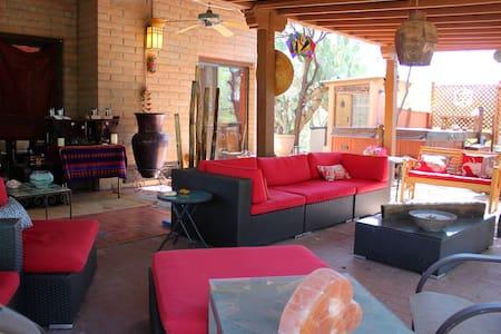 Maria's Hacienda & Yoga Shala - Tucson