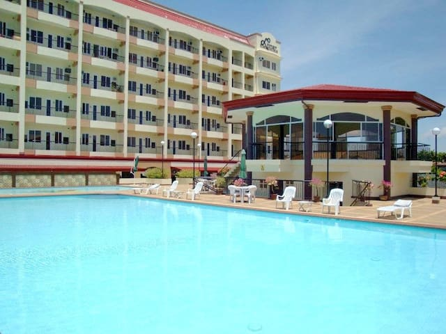 Holiday Studio Rental in Davao City - Davao City - Appartement
