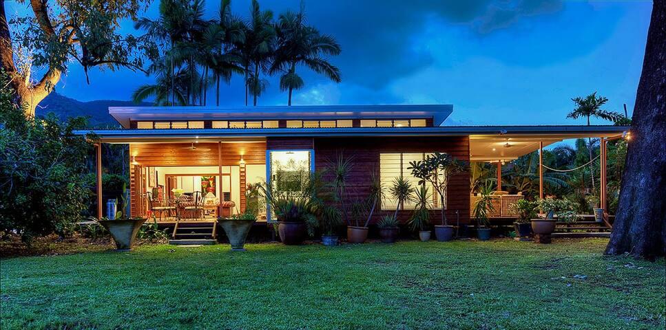 Tropical Treat Clifton Beach Cairns - Clifton Beach - 獨棟