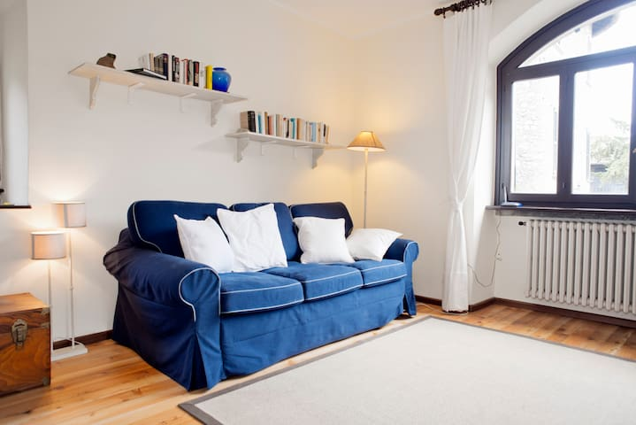 Flat in medioeval place