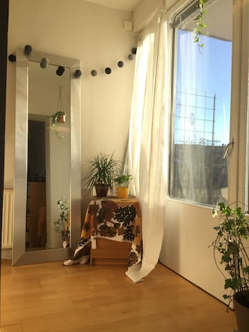 Cosy apartment in Stockholm city center - Stockholm - Apartment