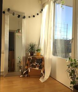 Cosy apartment in Stockholm city center - ストックホルム - アパート