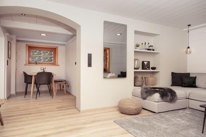 """Gemütliches Design Apartment """"Xaver"""""""