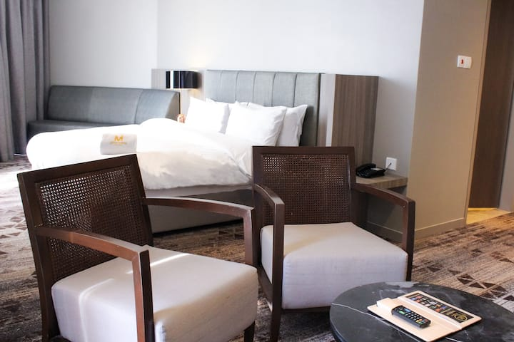 Mtree Hotel- Executive Suite W BF