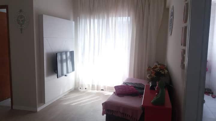 Apartamento em Santos para até 4 pessoas