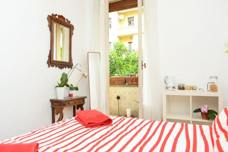 OrChiD RooM, With Private Bathroom! - Rome - Apartment