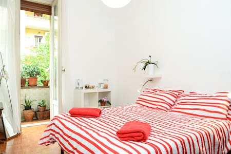OrChiD RooM, With Private Bathroom! - Rome - Apartmen