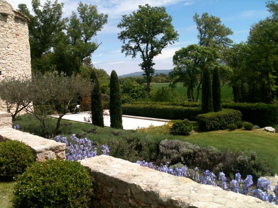 Mas de la grande verriere houses for rent in roussillon - La grande verriere jardin d acclimatation ...