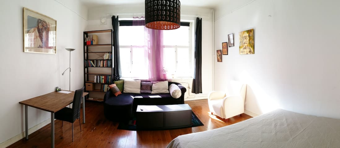 Cozy bright home at trendy Viiskulma Helsinki - Hèlsinki