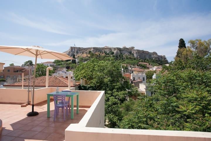 deluxe studio under Acropolis  - Atenas - Apartamento