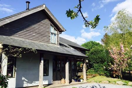 Millpond House - serene Dartmoor retreat - Holne - บ้าน
