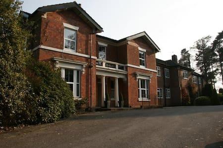 Shallowford House