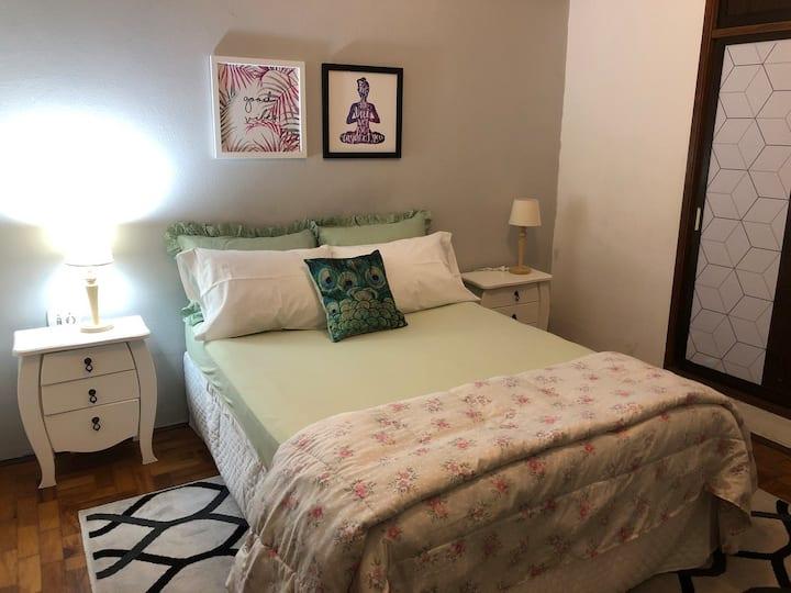 Hospedaria - Libra Room - Com Ar Condicionado.