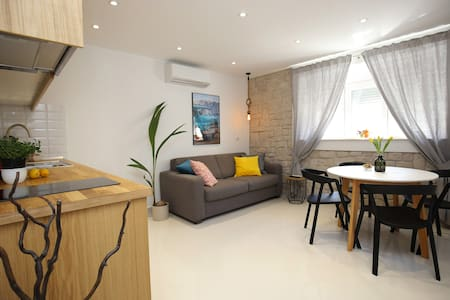 The Park Apartment With The Garden - Appartement